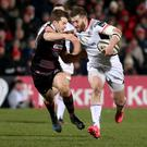 Off course: Stuart McCloskey admits things haven't been going well for Ulster recently