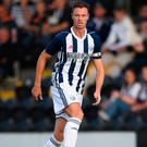 Punished: Jonny Evans was stripped of the captaincy