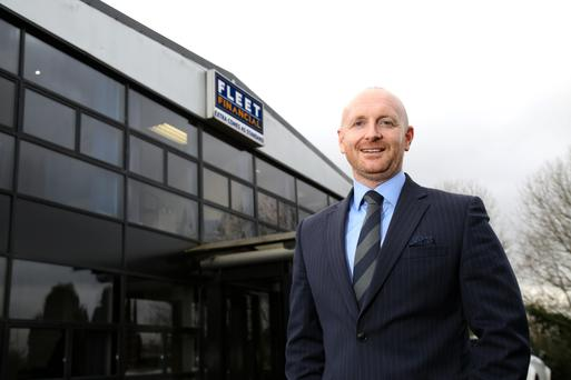 Damian Campbell, head of corporate sales at Fleet Financial