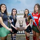 To the four: Laura McCaw of Sullivan Upper, Erin Mulholland of Rainey Endowed, Katie McKee of Banbridge Academy and Rachel Barnes of Friends School who will battle it out for a place in the Belfast Telegraph Schools' Cup final