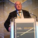 Top role: soon-to-be GAA president John Horan