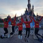 Students from the Belfast School of Performing Arts travelled to Disneyland Paris.