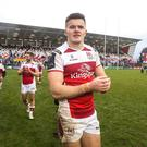 Big future: Jacob Stockdale will stay at Ulster until 2020