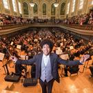 Rafael Payare at the Ulster Hall