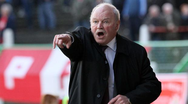 Ronnie McFall will take charge at the Oval until the summer.