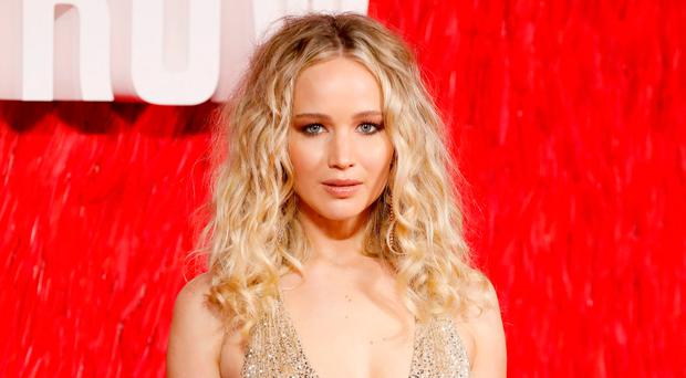 Demanding change: Jennifer Lawrence is one of a number of stars who are turning to activism