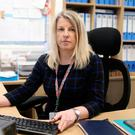 Clandeboye Primary School principal Julie Thomas