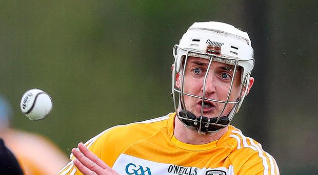 Huge task: Conor McKinley is targeting a first win for Antrim