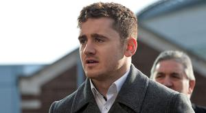 Ulster and Ireland rugby player Paddy Jackson. Picture By: Pacemaker.