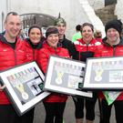 Belfast Telegraph Born 2 Run - Race 8 - Castlewellan Forest - 25th February 2018 Photograph By Declan Roughan Murlough AC.