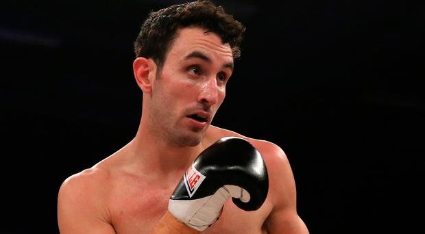 PRESS ASSOCIATION Photo. Issue date: Monday February 26, 2018. British boxer Scott Westgarth died on Sunday morning after being rushed to hospital following his victory over Dec Spellman. Nick Potts/PA Wire.