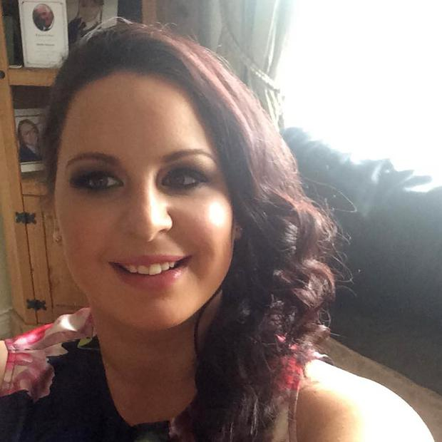Louise Baker (28), mother-of-one, has died