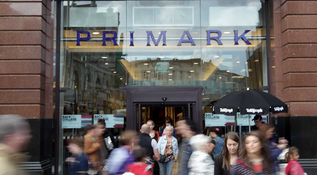 Primark has eight stores in NI