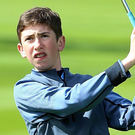 Going abroad: Tom McKibbin will represent Team McIlroy