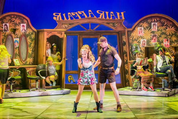 Legally Blonde at the Grand Opera House (Photo: Robert Workman)