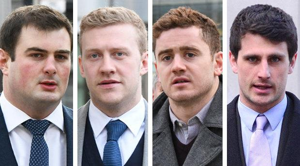 Ulster rugby rape trial delayed due to sick juror