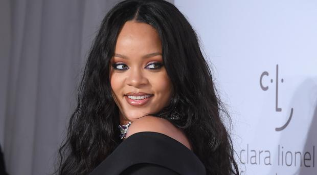 Rihanna (Photo by Dimitrios Kambouris/Getty Images for Clara Lionel Foundation)