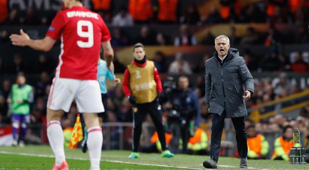 Jose Mourinho and Zlatan Ibrahimovic could part ways in the summer