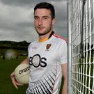 Big test: Down skipper Niall McParland is hoping his side can come good against Cavan in a vital Division Two shoot-out