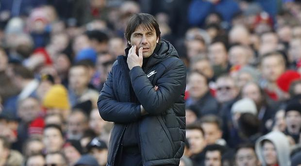 Chelsea head coach Antonio Conte says Sunday's opponents Manchester City are