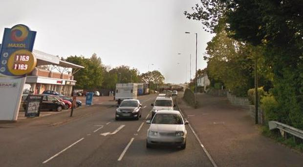 Templepatrick Road in Ballyclare / Credit: Google Maps