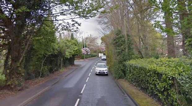 Upper Malone Road in south Belfast / Credit: Google Maps