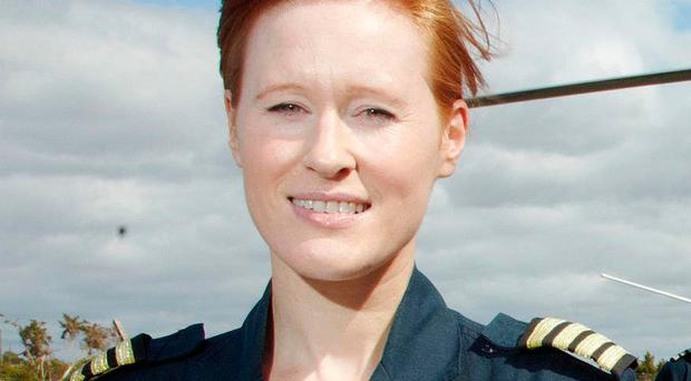 Tragedy: Captain Dara Fitzpatrick