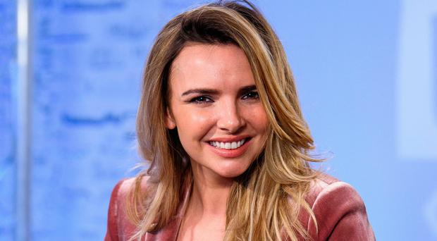 Moved on: Nadine Coyle