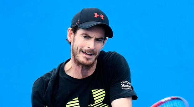 Hip surgery: Andy Murray has been top man for 12 years