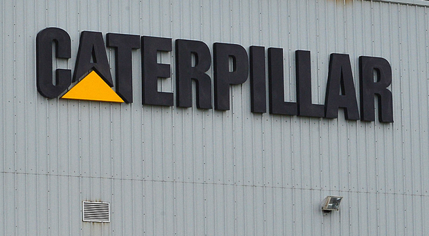 Caterpillar revealed in 2016 that it was closing its Monkstown factory outside Belfast and cutting between 200 and 250 jobs