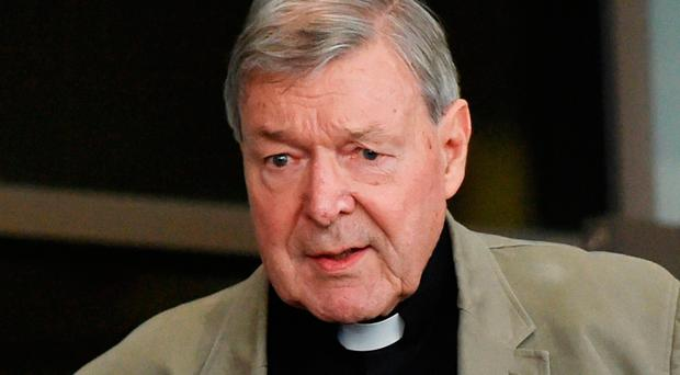 Allegations: Cardinal George Pell