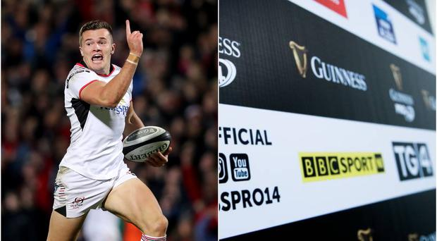 TV coverage of Ulster Rugby's matches is set to change.