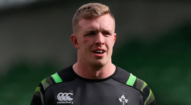 Young gun: Dan Leavy has impressed on the international stage