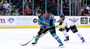 Ryan Martinelli will leave the Belfast Giants