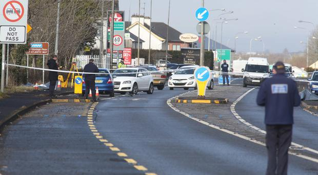 Man s after being hit by car in Co Donegal BelfastTelegraph