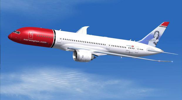 Norwegian Airlines [File photo]