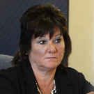Policing Board chairwoman Anne Connolly