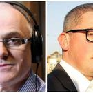 UTV's Frank Mitchell clashed with Sinn Fein Senator Naill O Donghaille over the issue of national team selection.