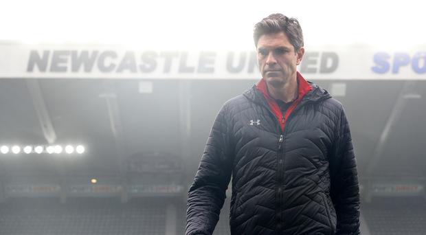 Mauricio Pellegrino's spell at Southampton is over