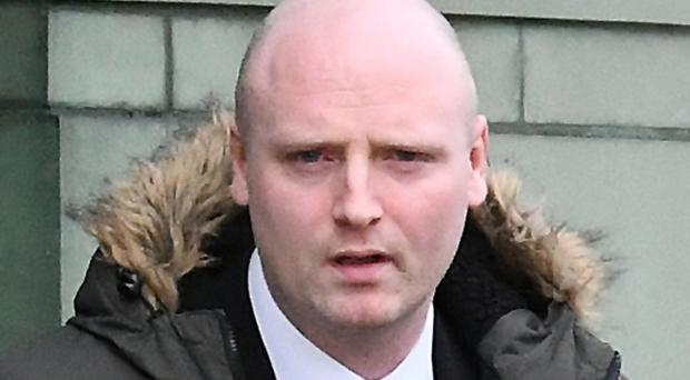Francis McCall was sentenced today after being found guilty of arson by a jury at Belfast Crown Court last month.