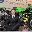 Three time World Superbike champion Jonathan Rea