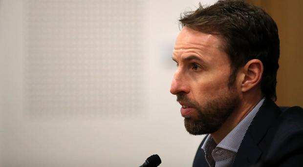 England manager Gareth Southgate has named his squad