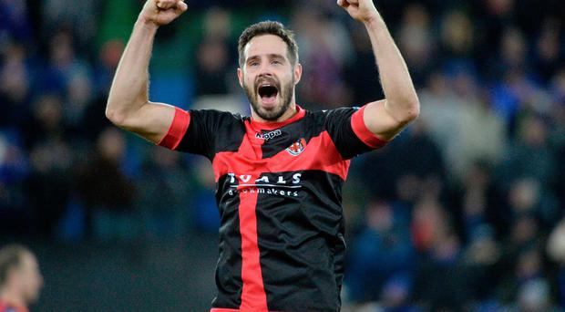 Feeling upbeat: Sean Ward is positive Crusaders can recover