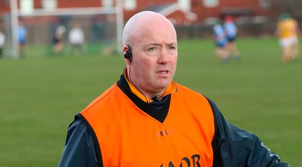Keeping faith: Gary O'Kane is sure Antrim can stay up
