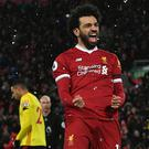 Liverpool v Watford – Premier League – Anfield