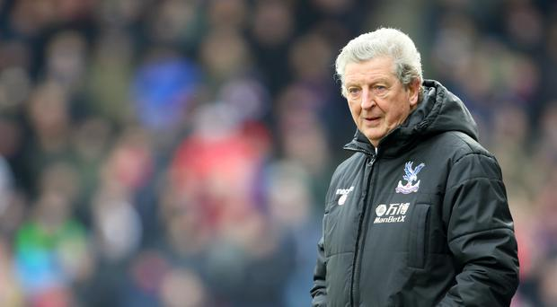 Roy Hodgson's side appear to have put their injury woes behind them
