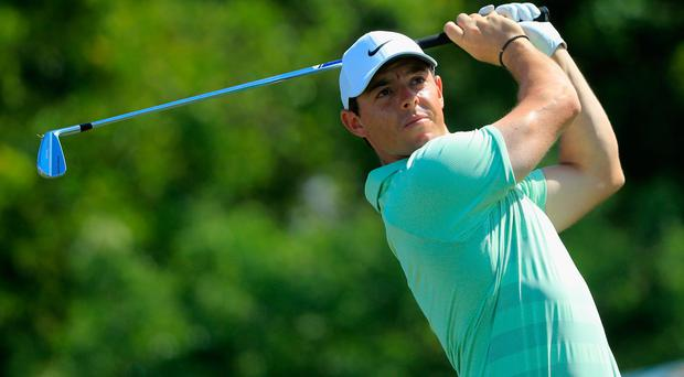 Rory McIlroy during the final round of the Arnold Palmer Invitational