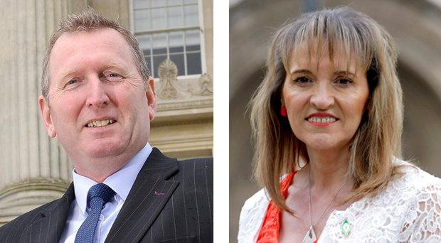 Unionist MLA Doug Beattie has hit out at Sinn Fein's Martina Anderson following her comments about the so-called 'Hooded Men' case