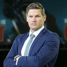 Wants improvement: Belfast Giants coach Adam Keefe