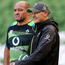 Decisions: Ireland captain Rory Best could be relieved of the role by head coach Joe Schmidt
